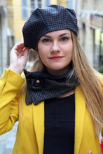 Load image into Gallery viewer, Gift for women, winter accessories, hat and scarf, fall accessories, scarf set, hat and scarf set, hat set, hat scarf combo, wool scarf set