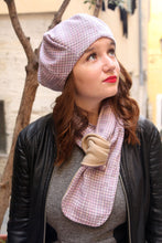 Load image into Gallery viewer, Womens hat and scarf set a perfect gift for her.