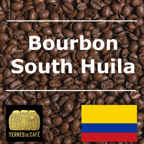 Café Bourbon - South Huila - Terres de Café - Colombie