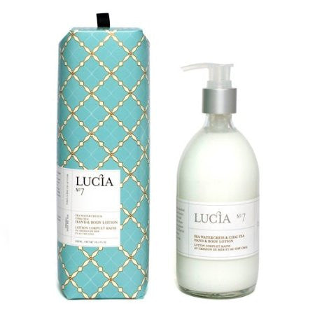 Lucia Hand and Body Lotion