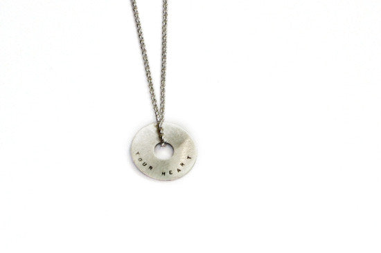 Andrea Waines Small Halo Necklace