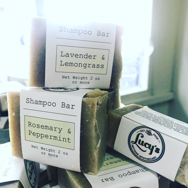 Handmade Essential Oil Soaps