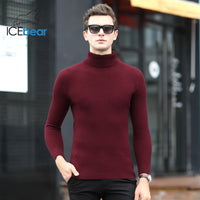 ICEbear 2019 Autumn New Male Sweater Casual Men's Pullover Brand Men's Clothing 1711