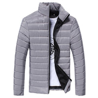 2019 New High-Quality Winter Mens Jackets And Coats Casual Jacket Men Clothes Salomon Jacket Zipper Coat Men Jacket