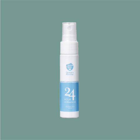 Spear & Armour 24H Antibacterial Spray (22ml)