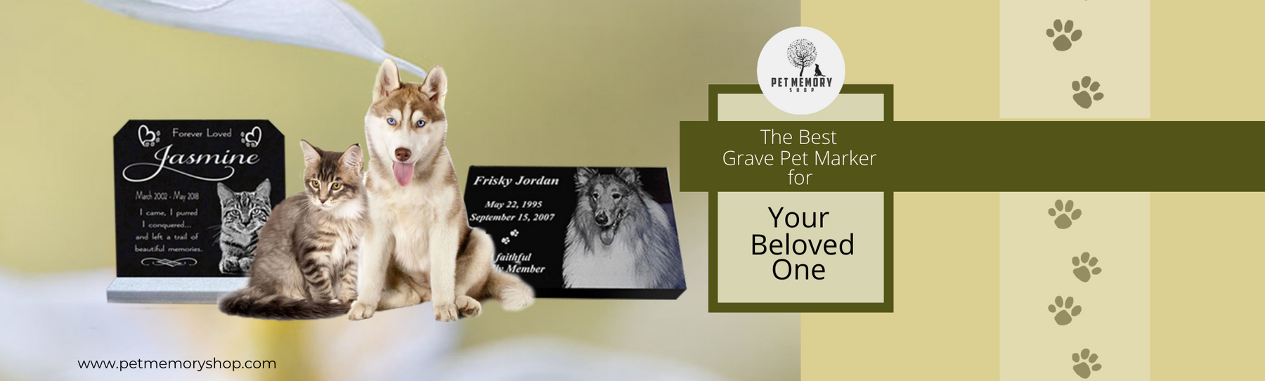 The Best Grave Pet Marker for Your Beloved One