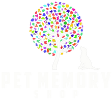 Pet Memory Shop Logo