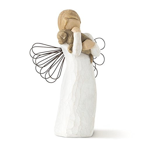 Willow Tree Angel of Friendship Sculpted Hand-Painted Figure