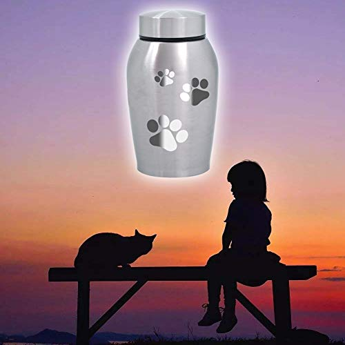 Pet Urns in Loving Memory Gone but Not Forgotten You Left Paw Prints on My Heart