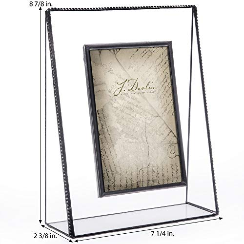 Personalize Memorial Pet Dog Lover Gifts Engraved Glass Photo Frame
