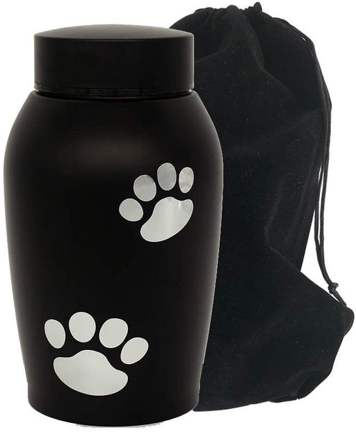 Metal black Pet Paw
