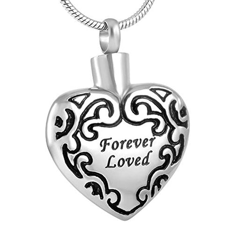 Forever Loved Keepsake Urn Pendant