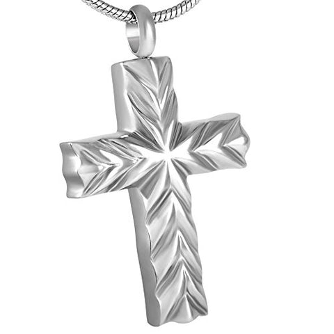 Sunset Cross Keepsake Urn Pendant
