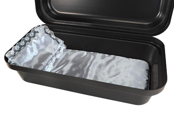 Classical Series Pet Casket - Available in 3 Colors and 3 Sizes