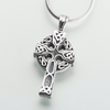 Celtic Cross Keepsake Urn Pendant