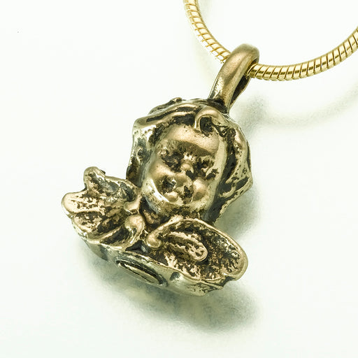 Antique Cherub Pendant