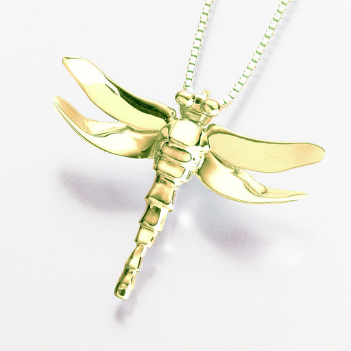 Dragon Fly Pendant Keepsake Urn