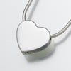 Small Heart Slide Keepsake Urn Pendant