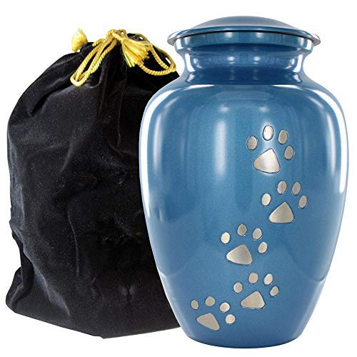 Pet Memorials Medium Pet Urns for Small Animals - up to 40 Pounds
