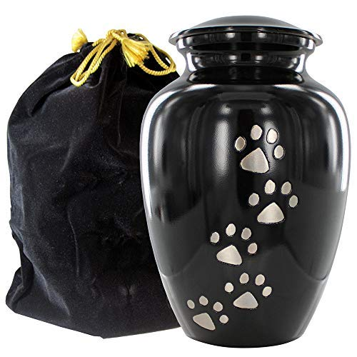 Pet Memorials Small Pet Urns -  Ashes for Pets Up to 17 pounds