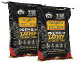 Carbon del Sur– 2-Pack of 4kg. Bags