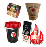 Fire & Bourbon Smoke Bundle