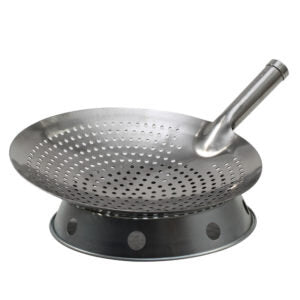 PERFORATED WOK