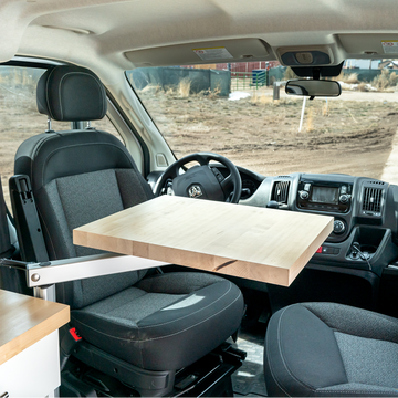 RAM Promaster Driver Side Swivel Seat