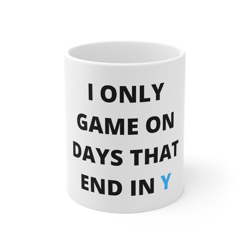 I Only Game Mug - GamerSpex