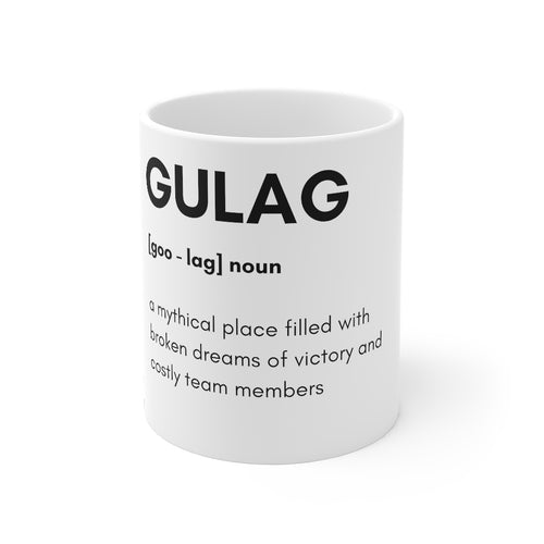 Gulag Description - Mug 11oz - GamerSpex
