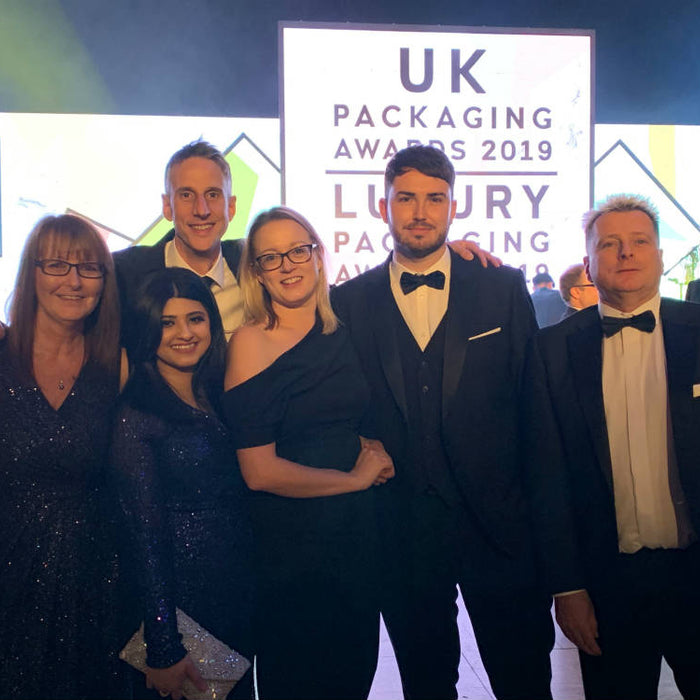BoxMart Highly Commended at UK Packaging Awards