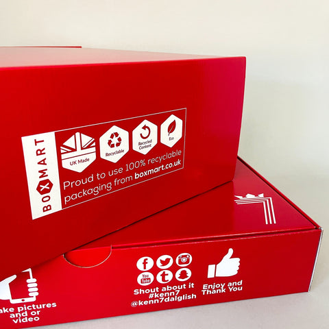 Influencer Boxes
