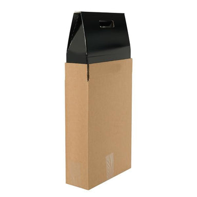 Transit outer 3 Bottle Box