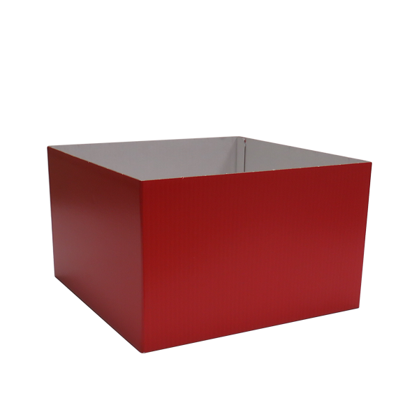 Balloon Box Base Crimson