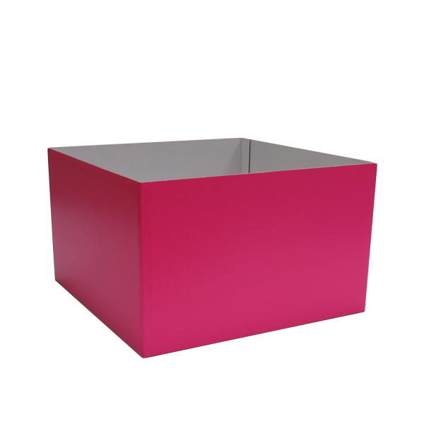 Balloon Box Base Fuchsia