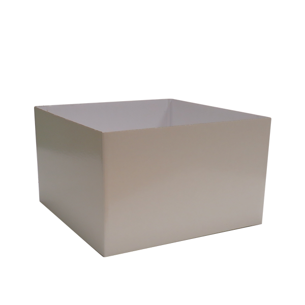 Balloon Box Base Ivory