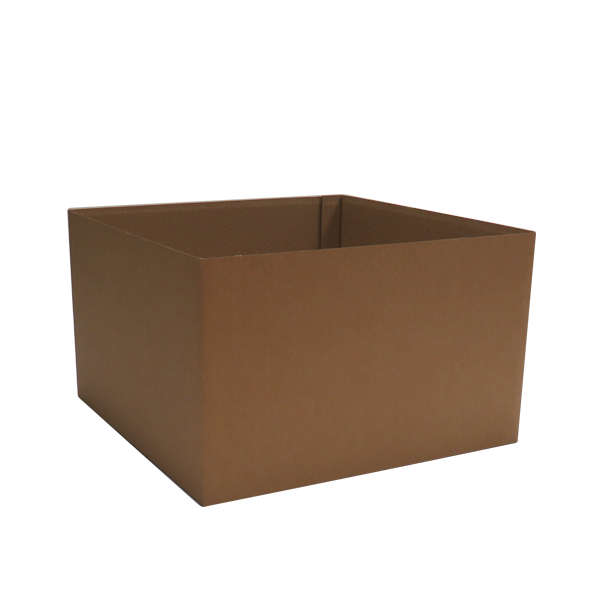 Balloon Box Base Kraft