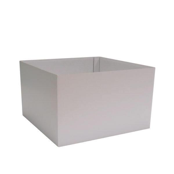 Balloon Box Base White