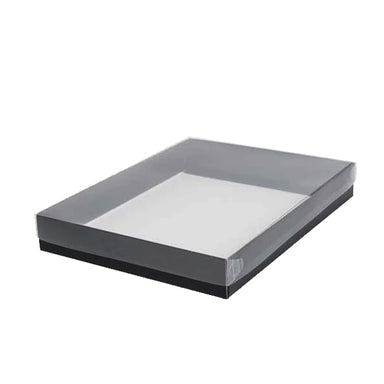 Clear Lid Gift Box Q5 (Pack of 25)