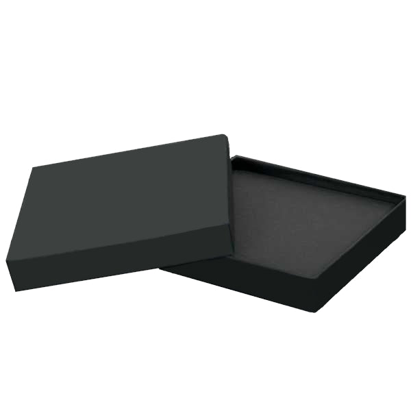 Bracelet Box Black with Solid Lid