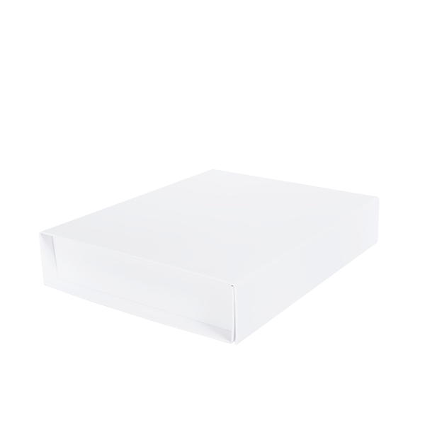 BritBox 340 x 285 x 60 - White (Pack of 15)