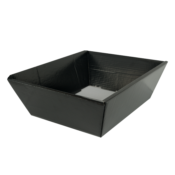 Deli Tray Large Black