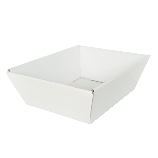 Deli Tray Large White