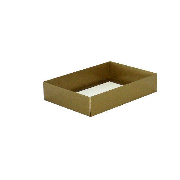 Clear Lid A6 Base Gold