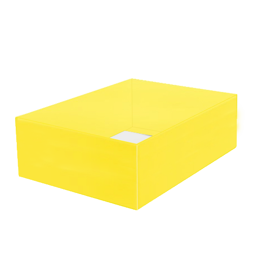 Gift Box K Base Yellow