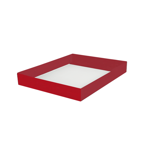 Q5 Gift Box Base Crimson