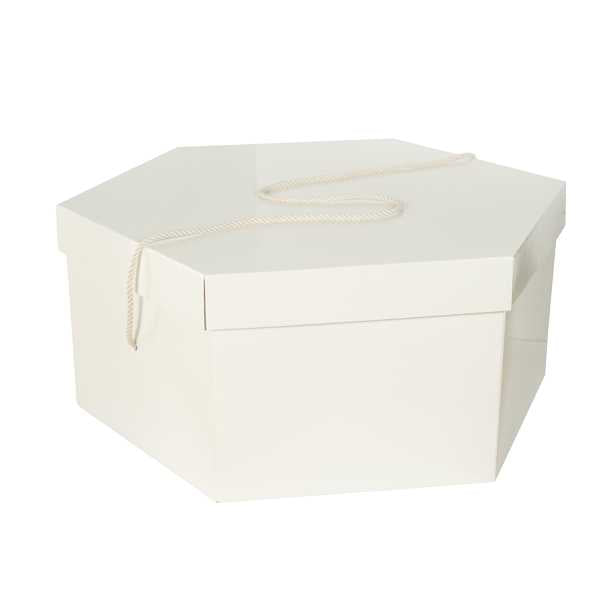 Medium Hat Box (Pack of 10)