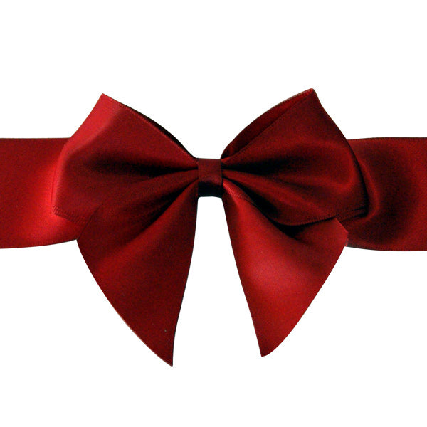 Pre-tied Bow - Size 8 (to fit boxes U9 and U15) (Pack of 25)