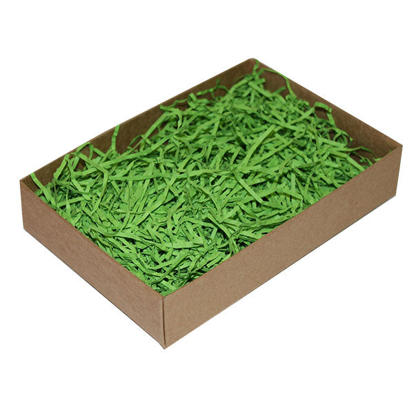 Shredded Paper 4kg Apple Green