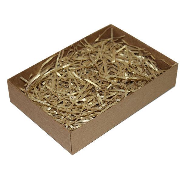 Shredded Paper 4kg Gold